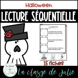 Lecture séquentielle de l'Halloween