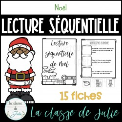 Lecture séquentielle - Noël