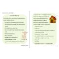 Édition textes, Le mouton et le loup, 1re année