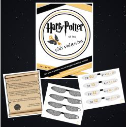 J'ai ... Qui a ... ? - Clés volantes Harry Potter