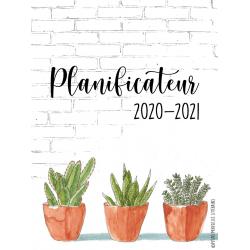 Planificateur 2020-2021 - Secondaire (4 périodes)