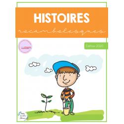 Livret - Histoires rocambolesques