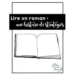 Aide-mémoire - Stratégies lecture d'un roman
