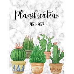 Planificateur 2021-2022 - 5 périodes