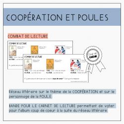 Coopération et poules - Petits auteurs