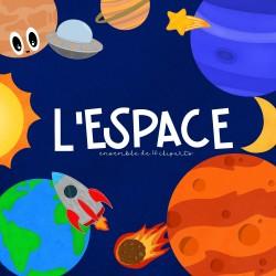 L'espace - Cliparts