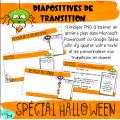 Diapositives de transition