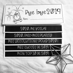 Flipbook du nouvel an - 2020 (2-3e cycle)