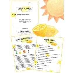 Démarche d'expérimentation - Un citron surprenant
