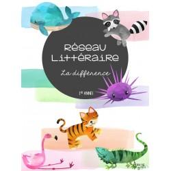 Réseau littéraire - La différence 1re année