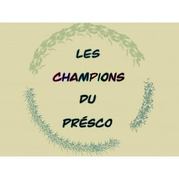 Champions du présco