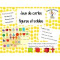 jeux de cartes - figures / solides