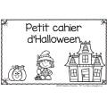 Petit cahier d'Halloween