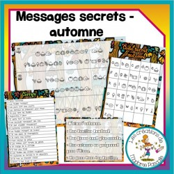 Message secret - Automne