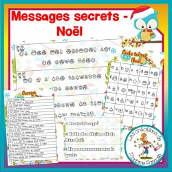 Messages secrets - Noël