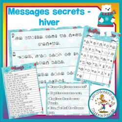 Messages secrets - hiver
