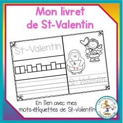 Livret - St-Valentin