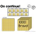 La course folle - jeu mathématique