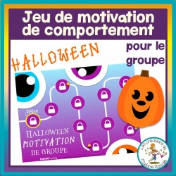Émulation - jeu de motivation - Halloween