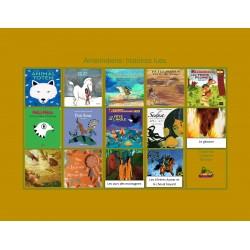 Amérindiens: 14 histoires lues