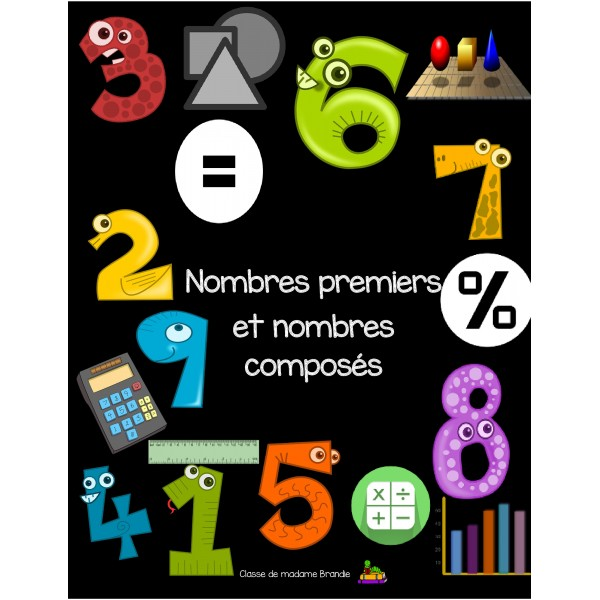 Nombres premiers / Nombres composés