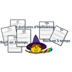 Écritures d'Halloween