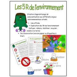 Les 5R de l'environnement