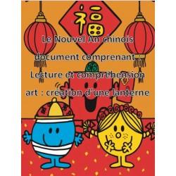Nouvel An chinois Monsieur Madame