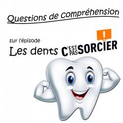 Les dents - Compréhension