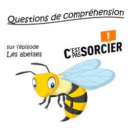 Les abeilles - compréhension