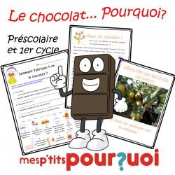 Le chocolat... Pourquoi?