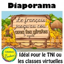 Diaporama - Le français jusqu'au cou