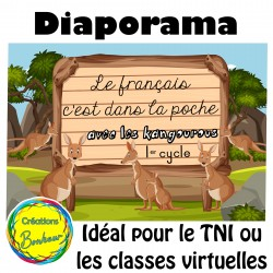 Diaporama - Le français c'est dans la poche