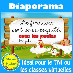 Diaporama - Le français sort de sa coquille