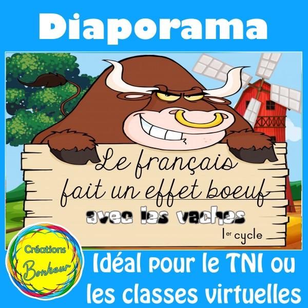 Diaporama - Le français fait un effet boeuf