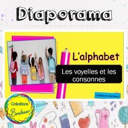 Diaporama - Alphabet : voyelles et consonnes