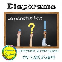Diaporama - La ponctuation