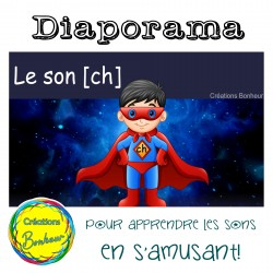 Diaporama - Le son «CH»