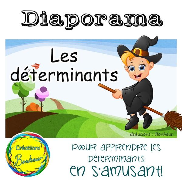 Diaporama - Les déterminants
