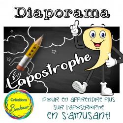 Diaporama - L'apostrophe