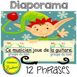 Diaporama - Le groupe du nom de Noël