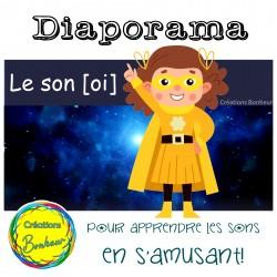 Diaporama - Le son «OI»