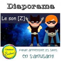 Diaporama - Le son «Z»