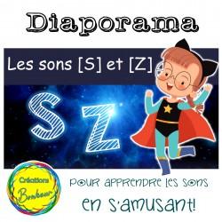 Diaporama - Les sons [S] et [Z]