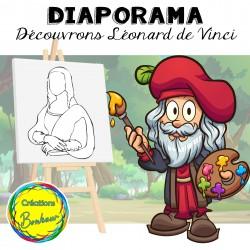 Diaporama - Découvrons Léonard de Vinci