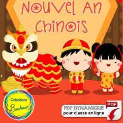 Journée du Nouvel An chinois
