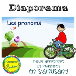 Diaporama - Les pronoms