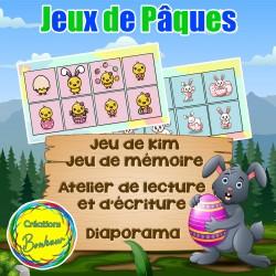Jeux de Pâques