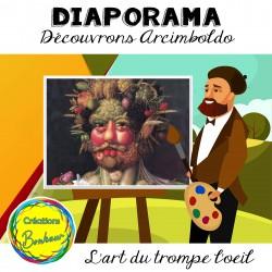 Diaporama - Découvrons Arcimboldo