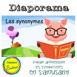 Diaporama - Les synonymes